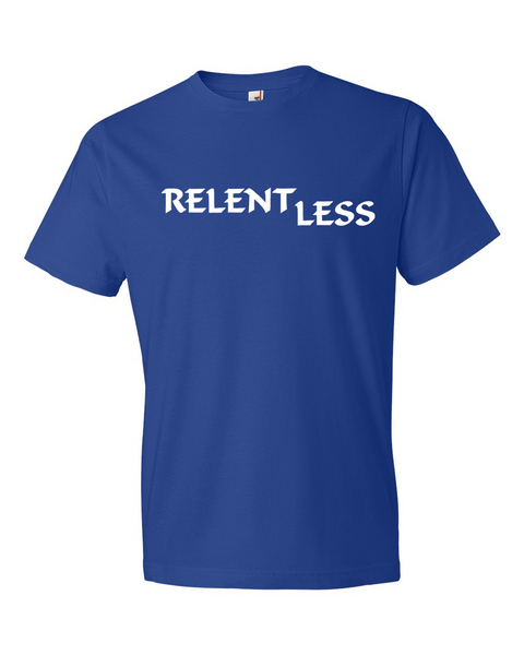Relent Less, T-Shirt (Adult) - STATEMENT APPAREL  - 2