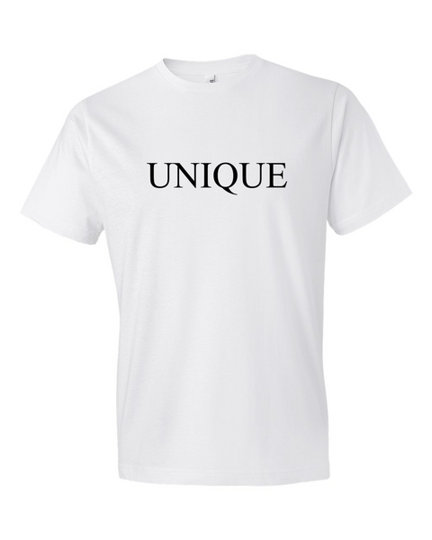 UNIQUE, T-Shirt (Youth) - STATEMENT APPAREL  - 2