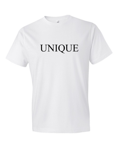 UNIQUE, T-Shirt (Adult) - STATEMENT APPAREL  - 1