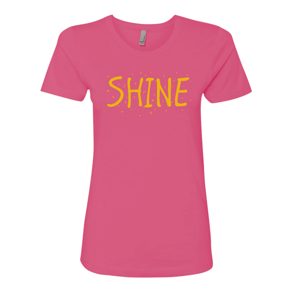 SHINE, T-Shirt (Ladies) - STATEMENT APPAREL  - 3