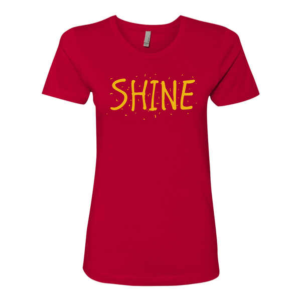 SHINE, T-Shirt (Ladies) - STATEMENT APPAREL  - 4