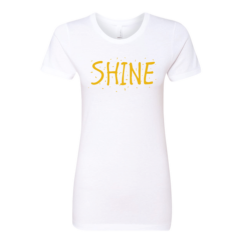 SHINE, T-Shirt (Ladies) - STATEMENT APPAREL  - 2