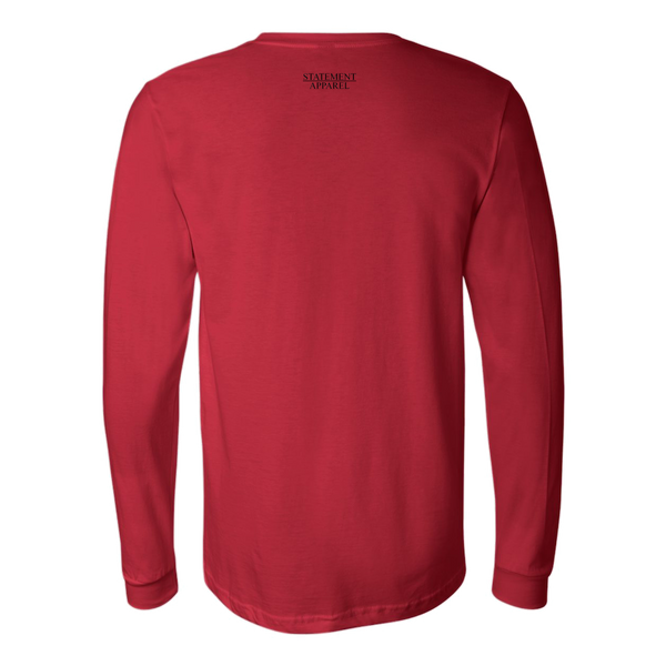 Relent Less, Adult Long Sleeve Shirt - STATEMENT APPAREL  - 2
