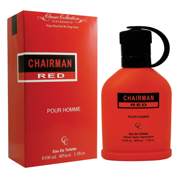 Chairman Red Pour Homme