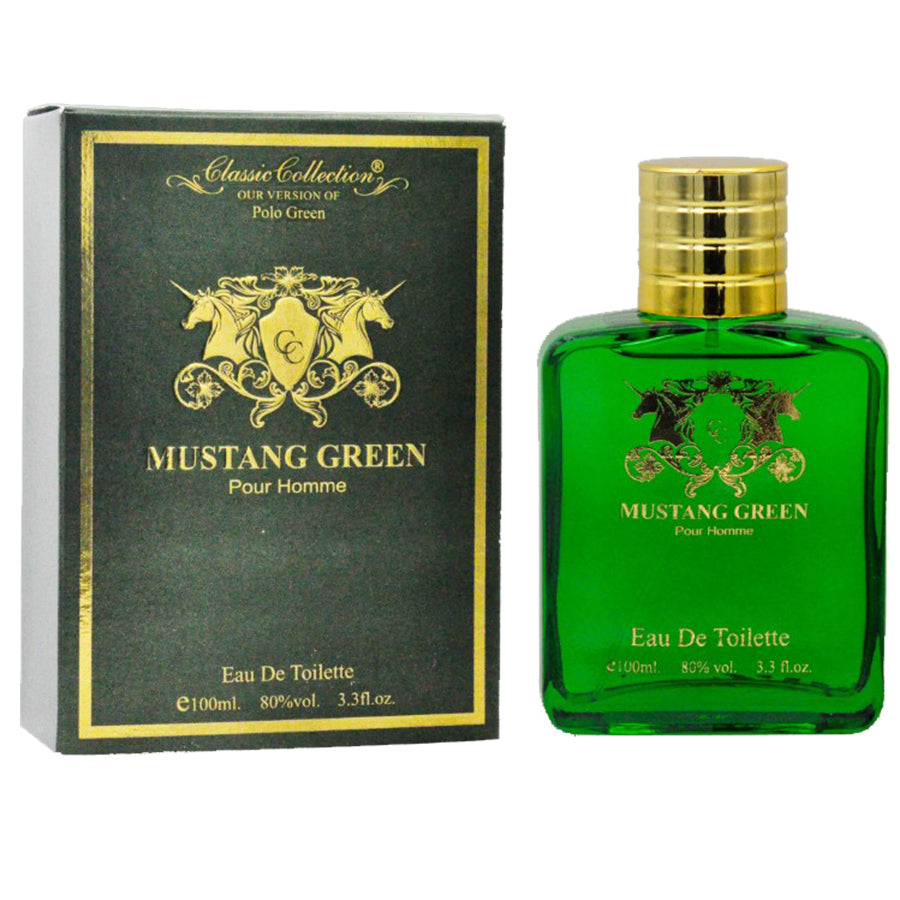 Mustang Green Pour Homme