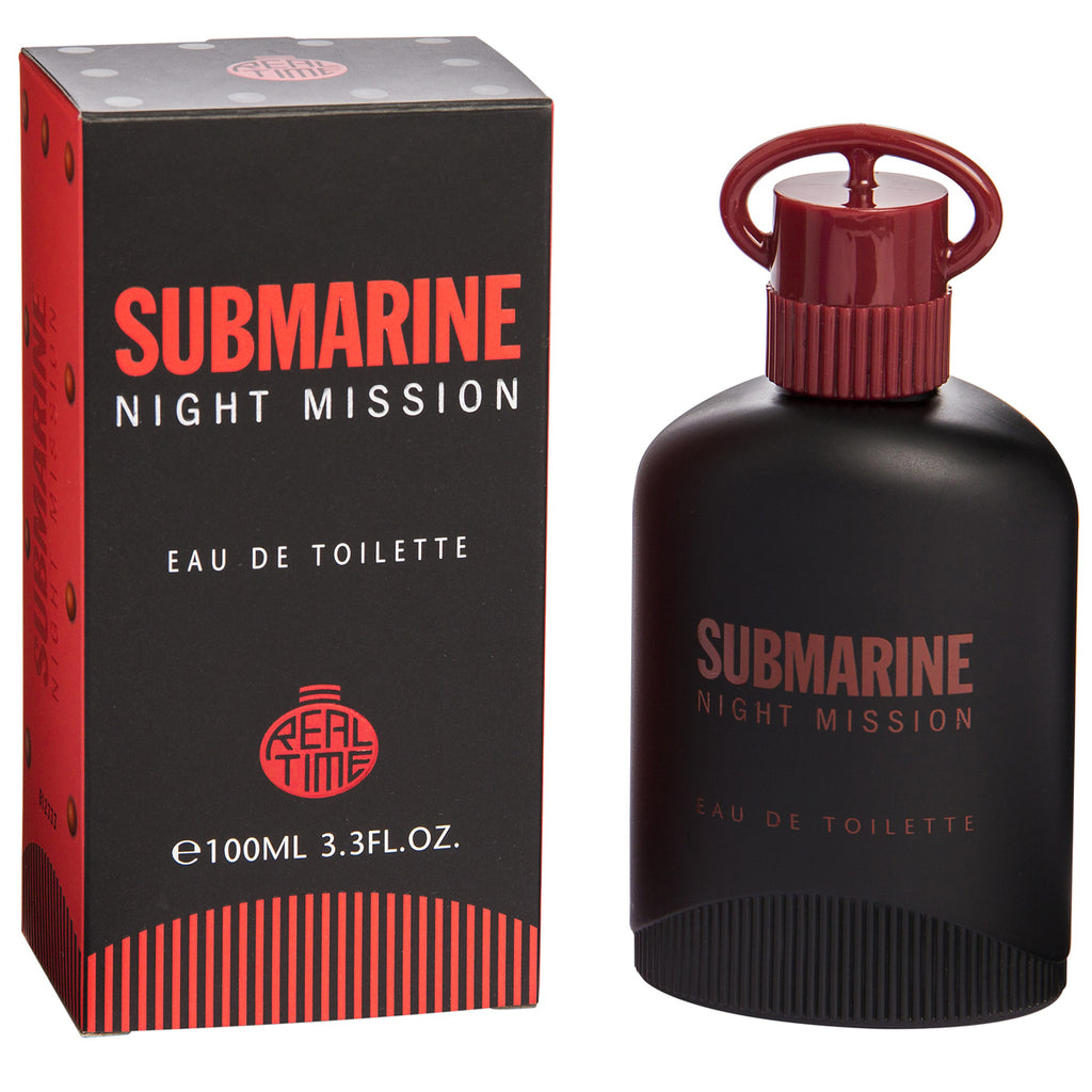 Submarine Night Mission Pour Homme