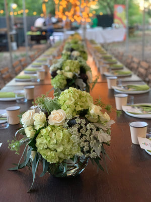 Farm Dinner Under The Stars - October 24, 2020