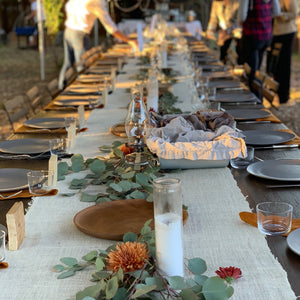 Spring Farm Dinner Under The Stars - April 2021