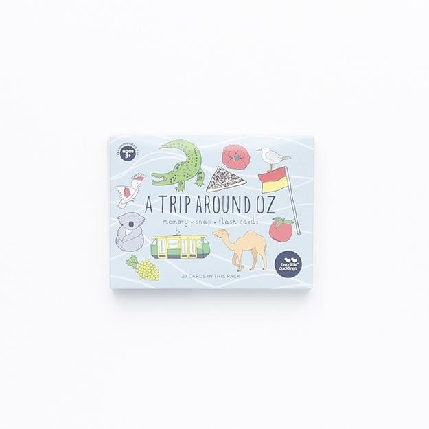 A Trip Around Oz Snap and Memory Cards - Play>Educational Toys