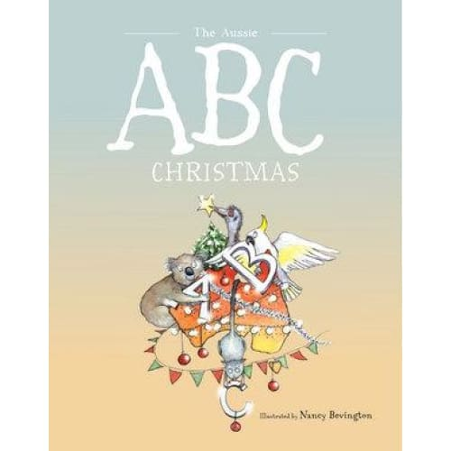 Aussie ABC Christmas - Books