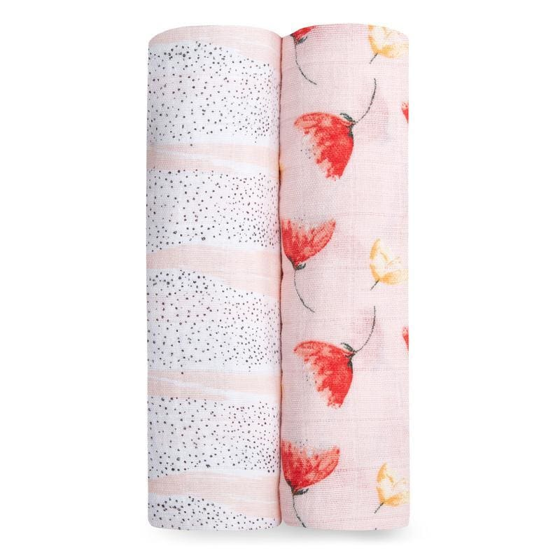 Classic Muslin Swaddles 2pk - Picked for You - Muslins Wraps & Swaddles