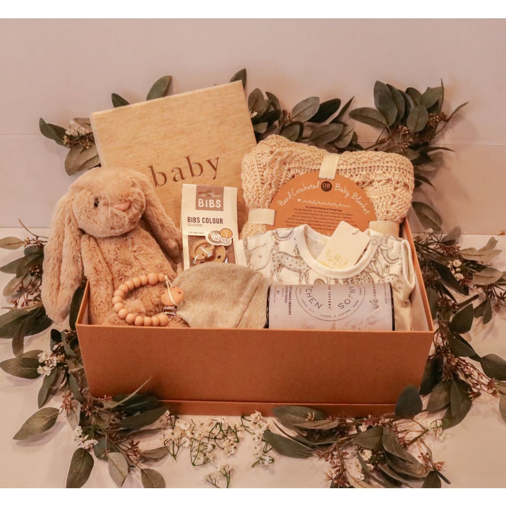 Deluxe New Baby Gift Box - Gifts