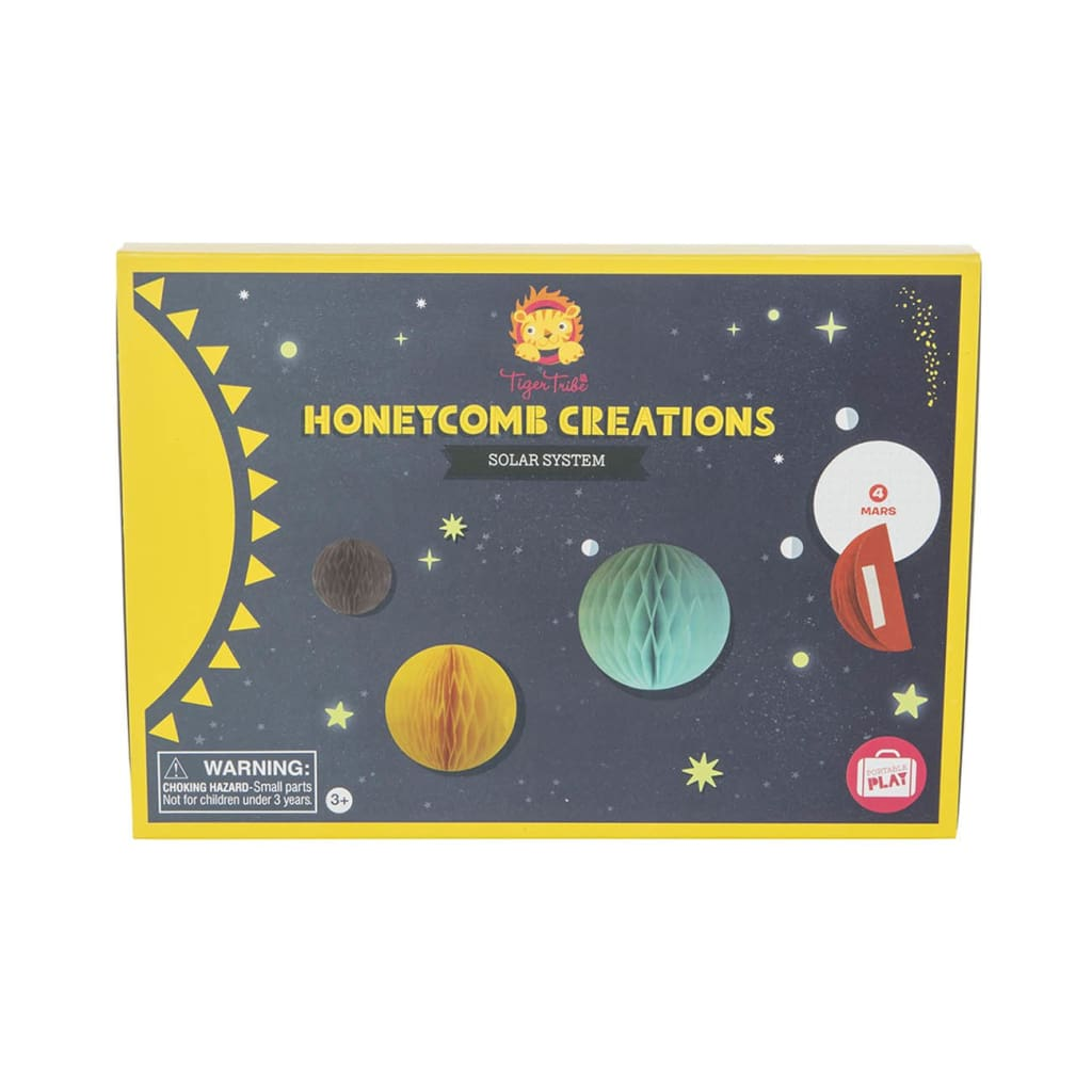 Honeycomb Creations - Solar System - play