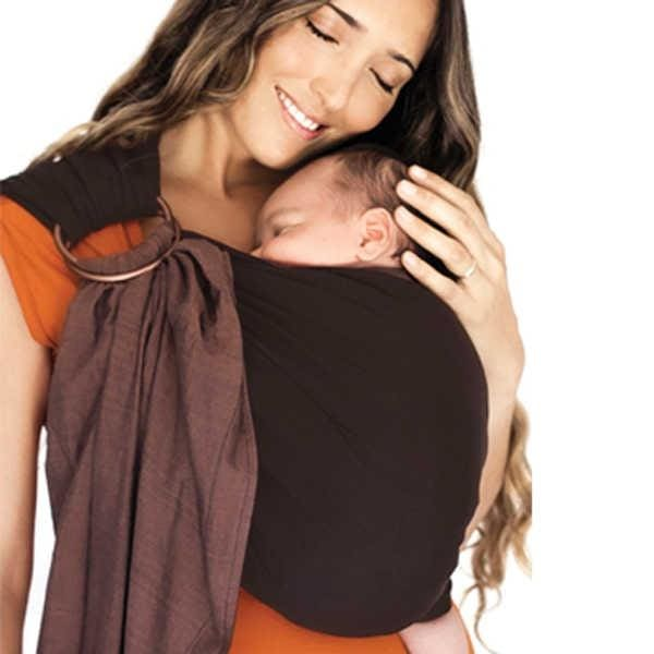 Hug-a-Bub Organic Reversible Ring Slings - General