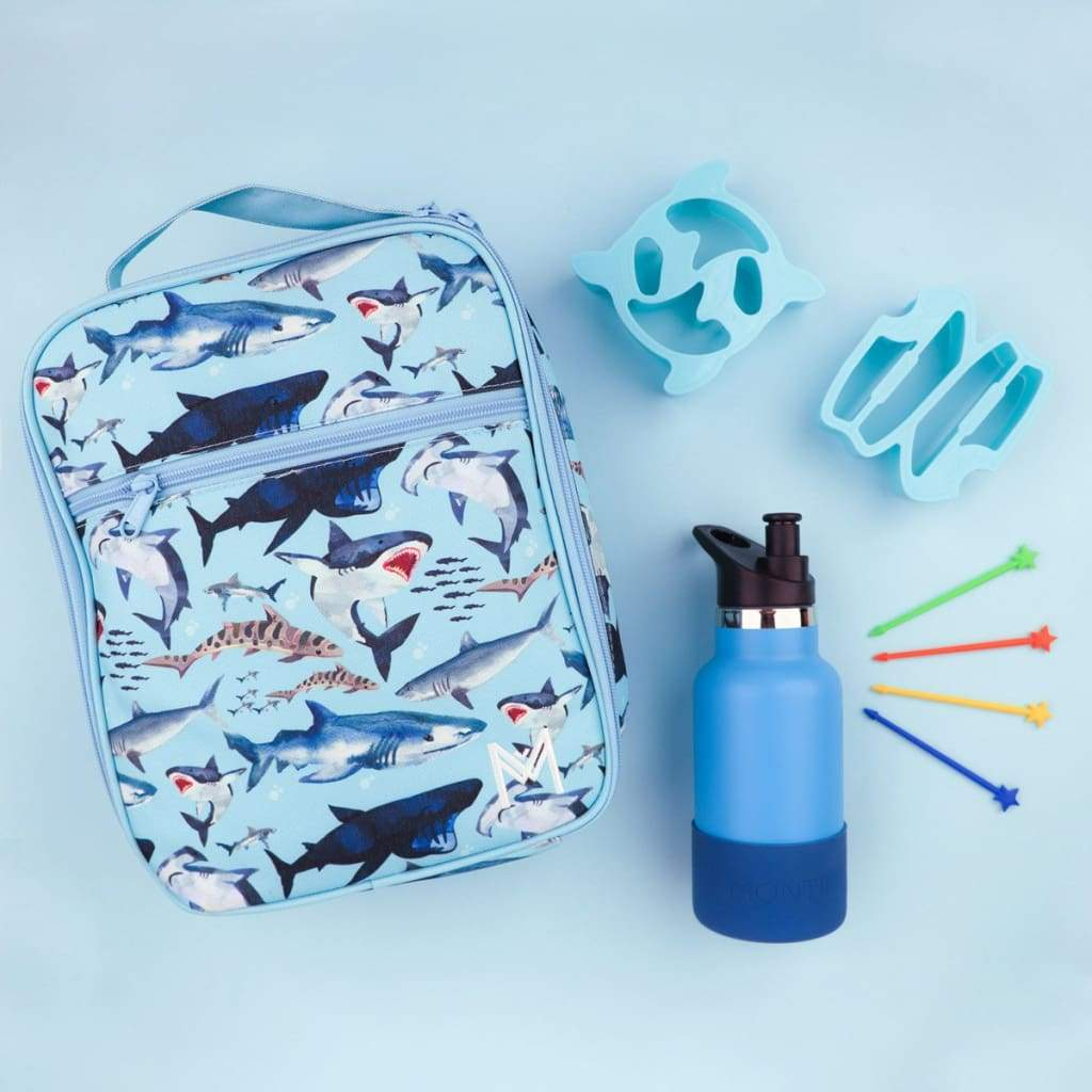 Insulated Lunch Bag- Sharks - Eating & Drinking