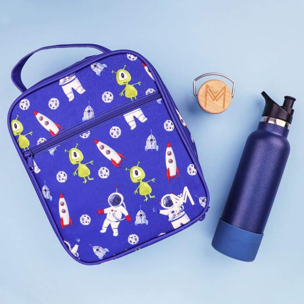 Insulated Lunch Bag - Space - Eating & Drinking