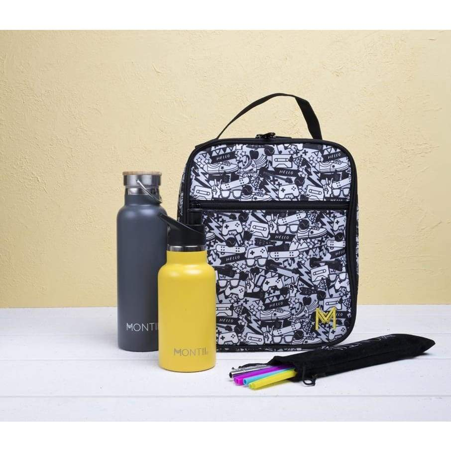 Insulated Lunch Bag - Street - Eating & Drinking