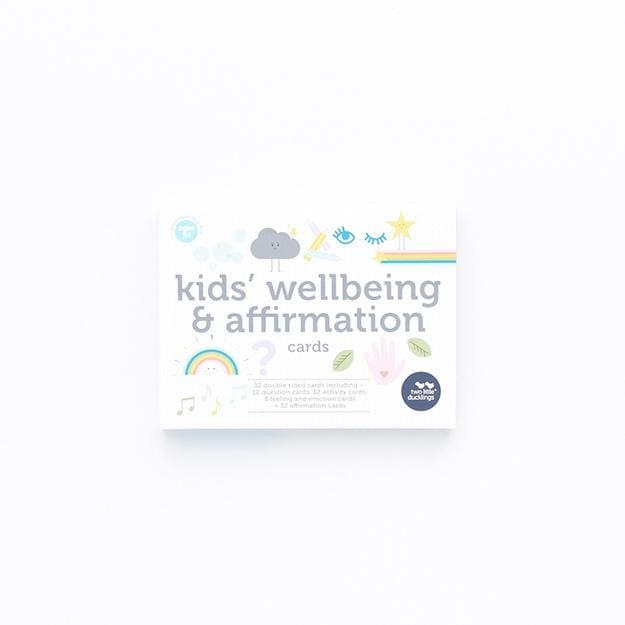 Kids' Wellbeing and Affirmation cards - Play>Educational Toys