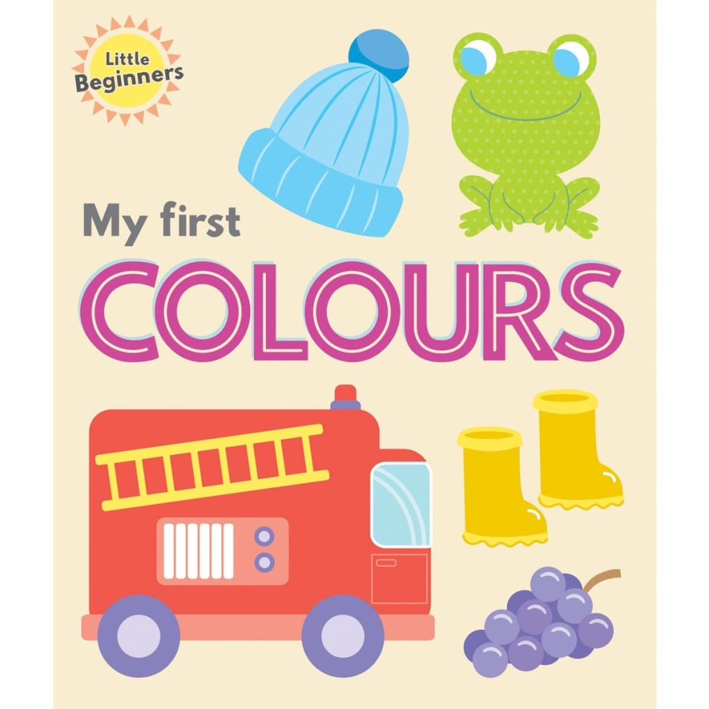 Little Beginners: My First Colours - Read>General