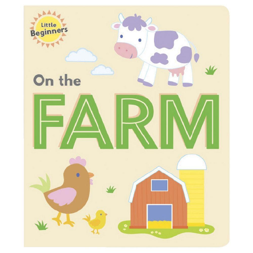 Little Beginners: On the Farm - Read>General