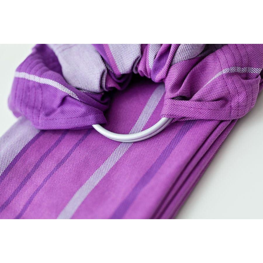 Little Frog Bamboo Ring Sling Amethyst - General