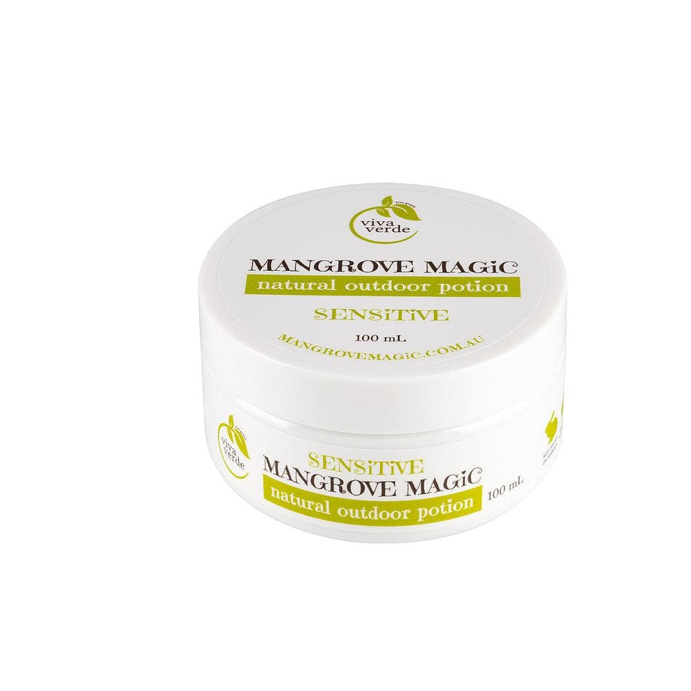 Mangrove Magic Sensitive 100ml - Everyday>Bath>Bath Wash