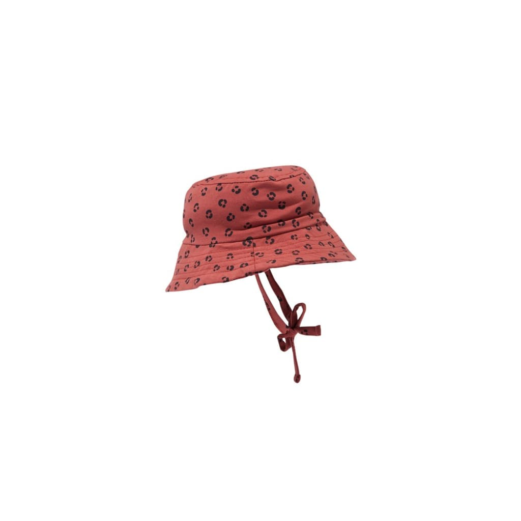 Milky - Bucket Hat - Rust - 3-6MTH - Wear>Kids>Hats
