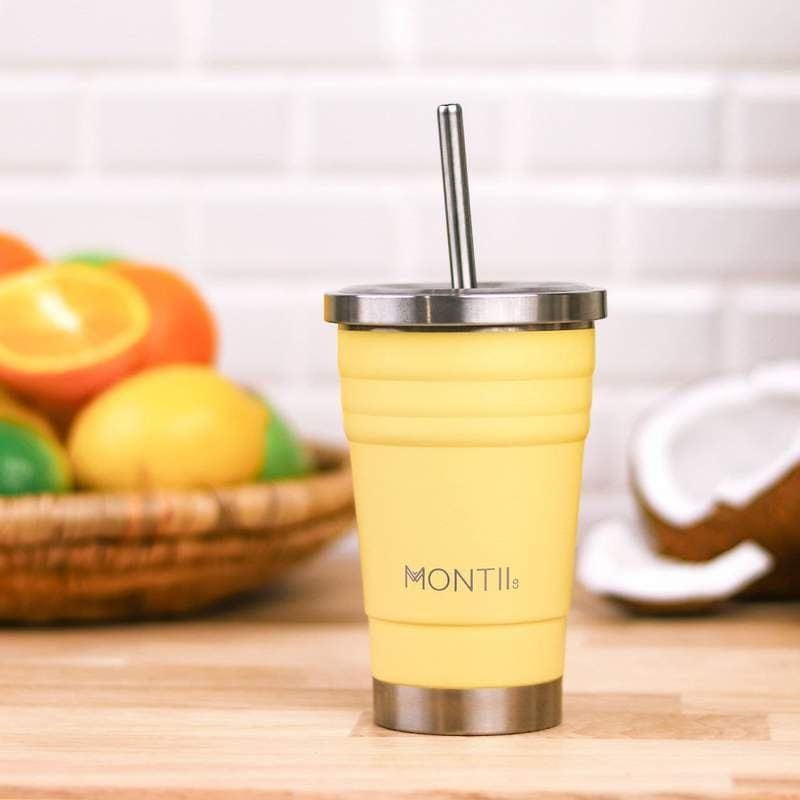 Montii Co Mini Smoothie Cup - Honeysuckle - Eating & Drinking