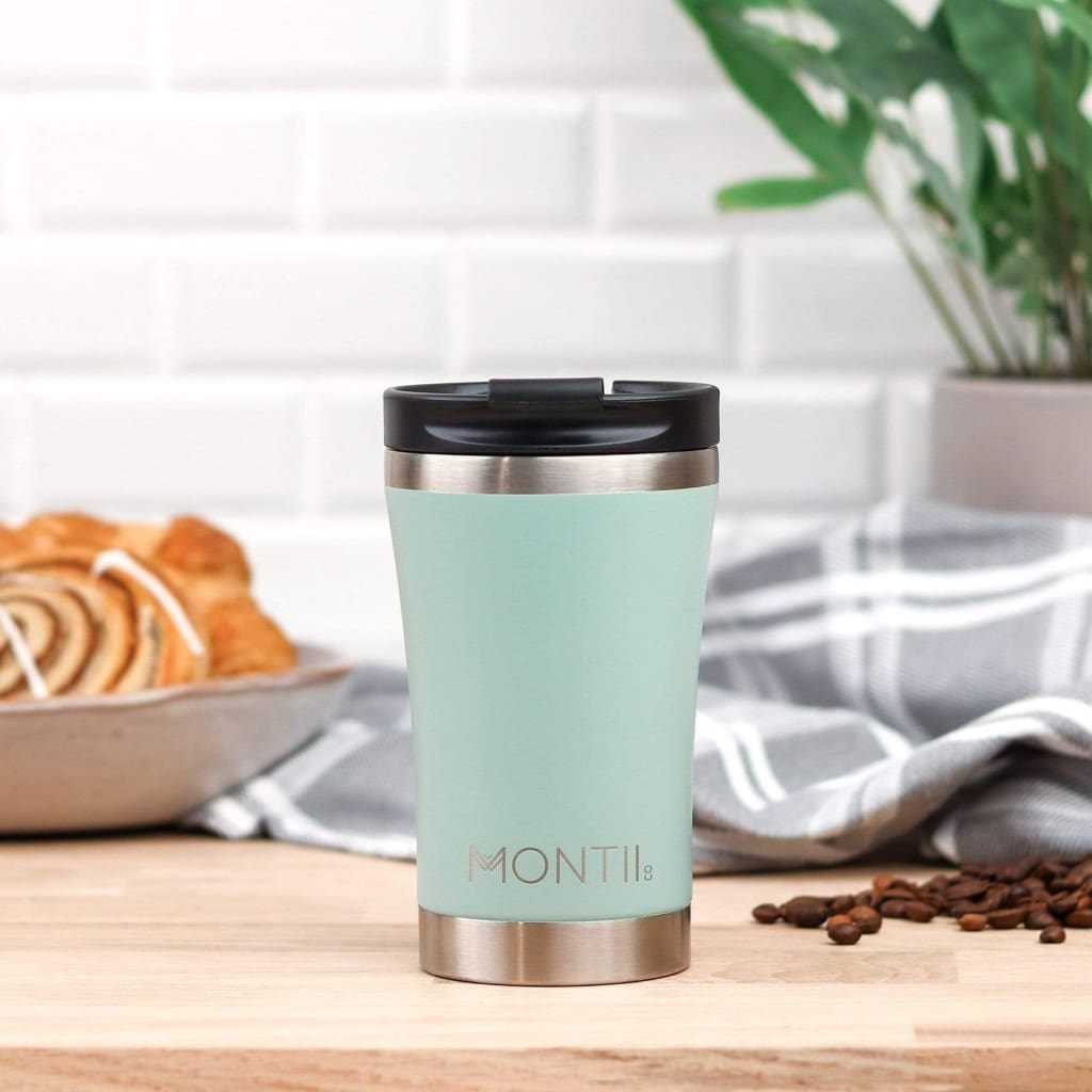 Montii Co Regular Coffee Cup - Eucaluptus - Eating & Drinking