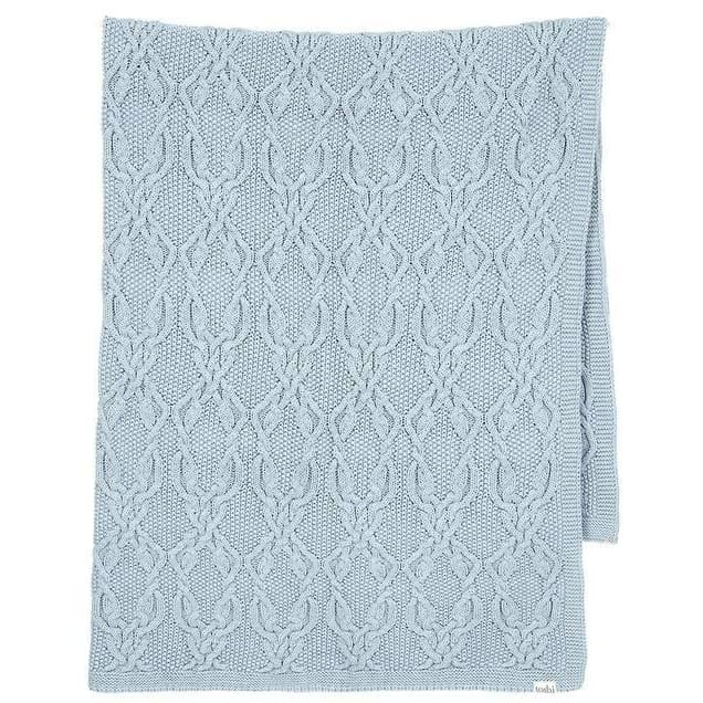 Organic Blanket Bowie Tide - General
