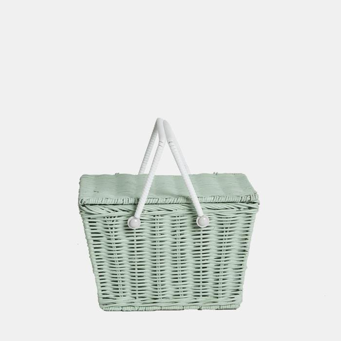 Piki Basket - Mint - accessories