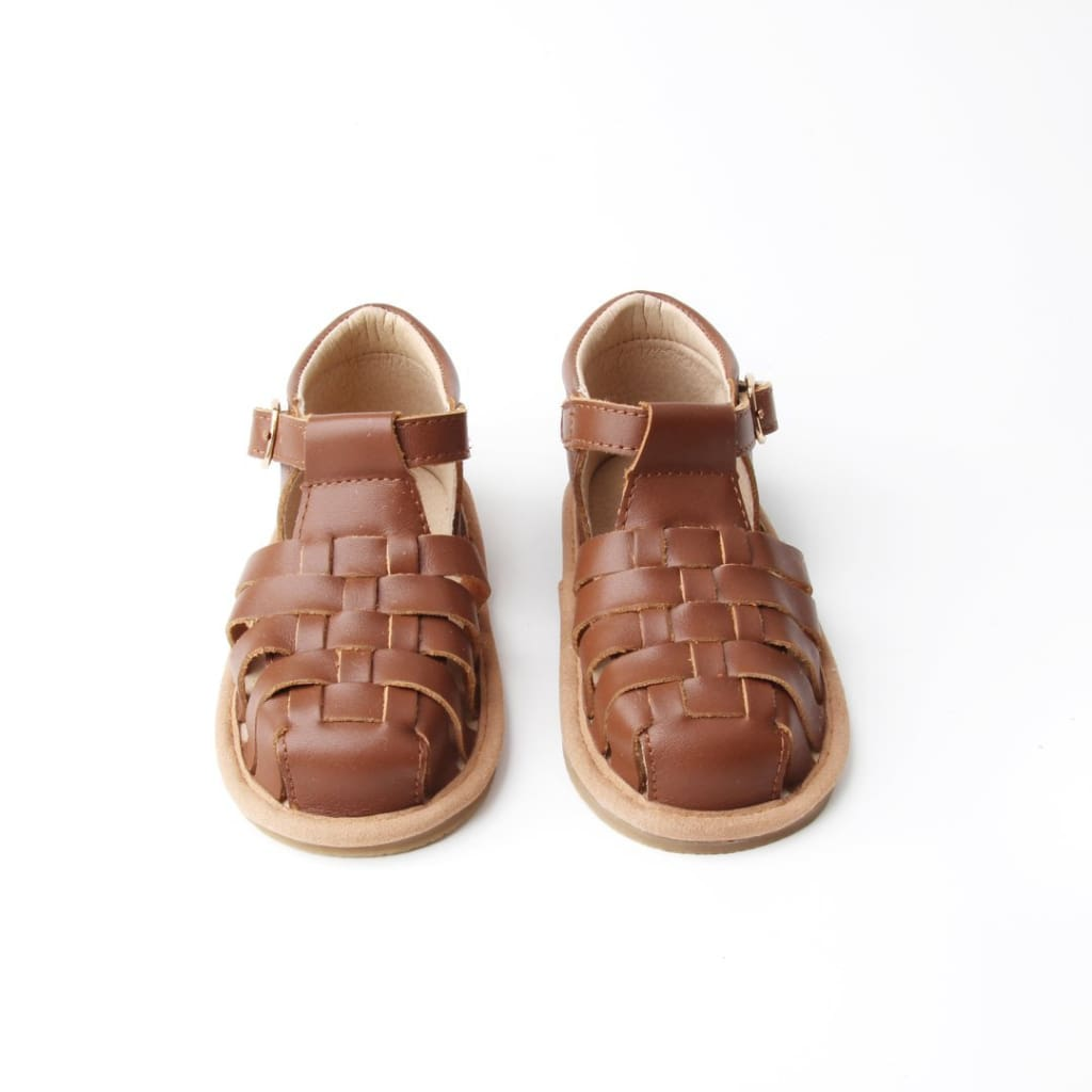 Scout Sandal - Chocolate - Wear>Kids>Footwear