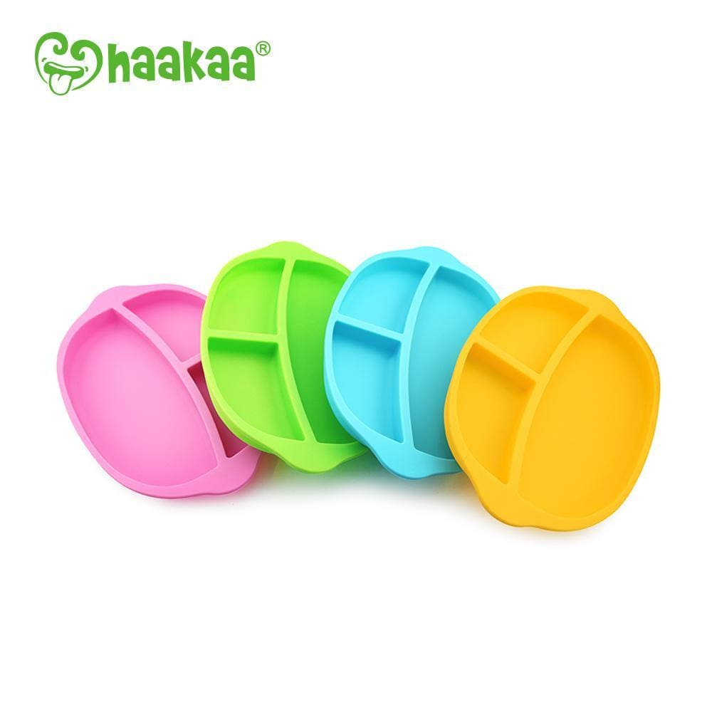 Silicone Divided Plates - General