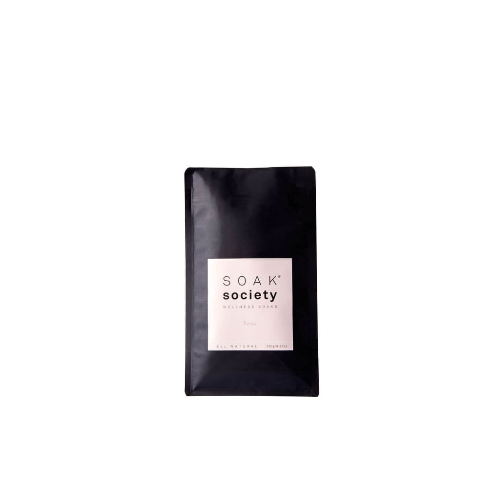 Soak Society - Wellness Soak - Rose 250g - ladies