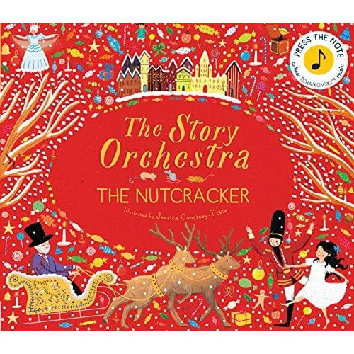 Story Orchestra - The Nutcracker - Books