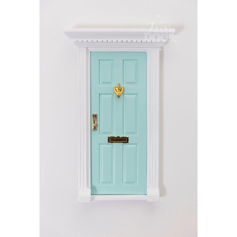 The Fairy Door Store - Aqua Fairy Door - play
