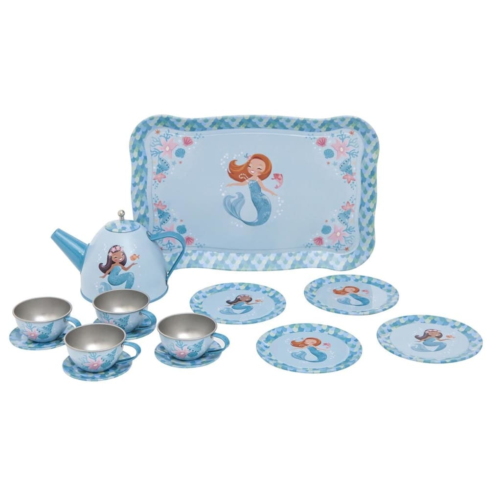 Tiger Tribe - Tea Set Mermaid - Play>Tea Sets