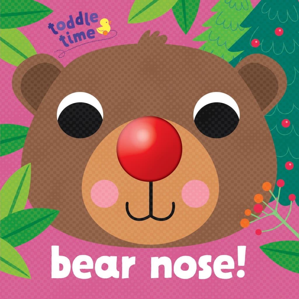 Toddle Time - Bear Nose - Read>General