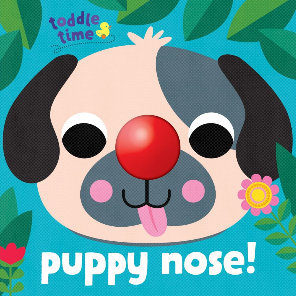 Toddle Time - Puppy Nose - Read>General
