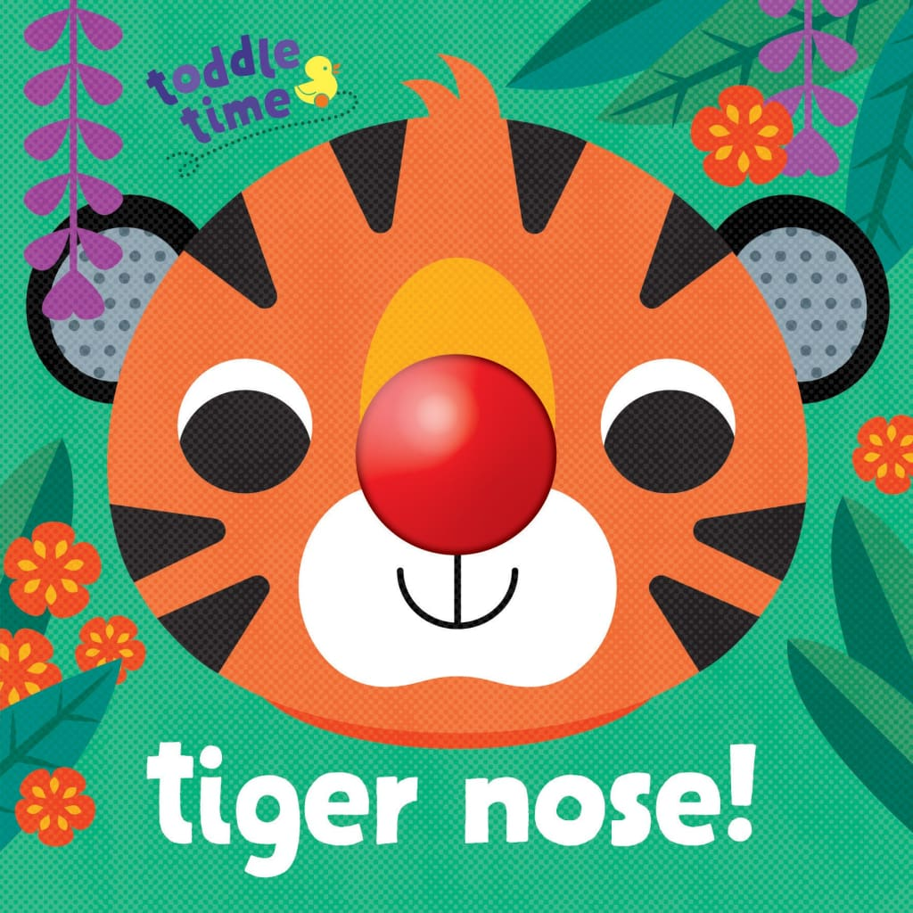 Toddle Time - Tiger Nose - Read>General