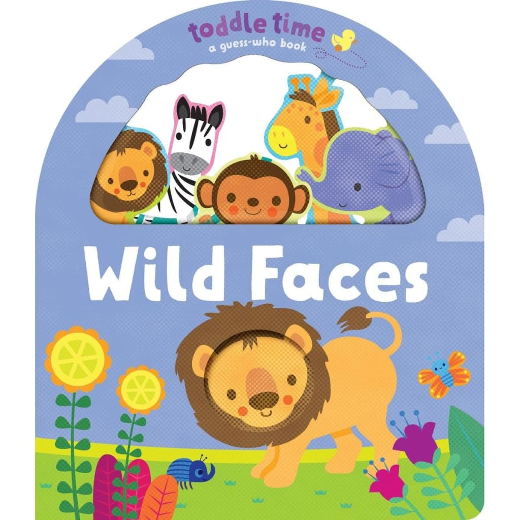 Toddle Time: Wild Faces - Read>General