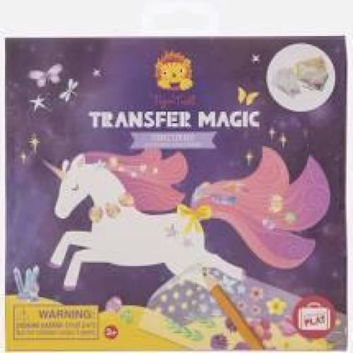 Transfer Magic - Unicorns - Play>Craft & Colour