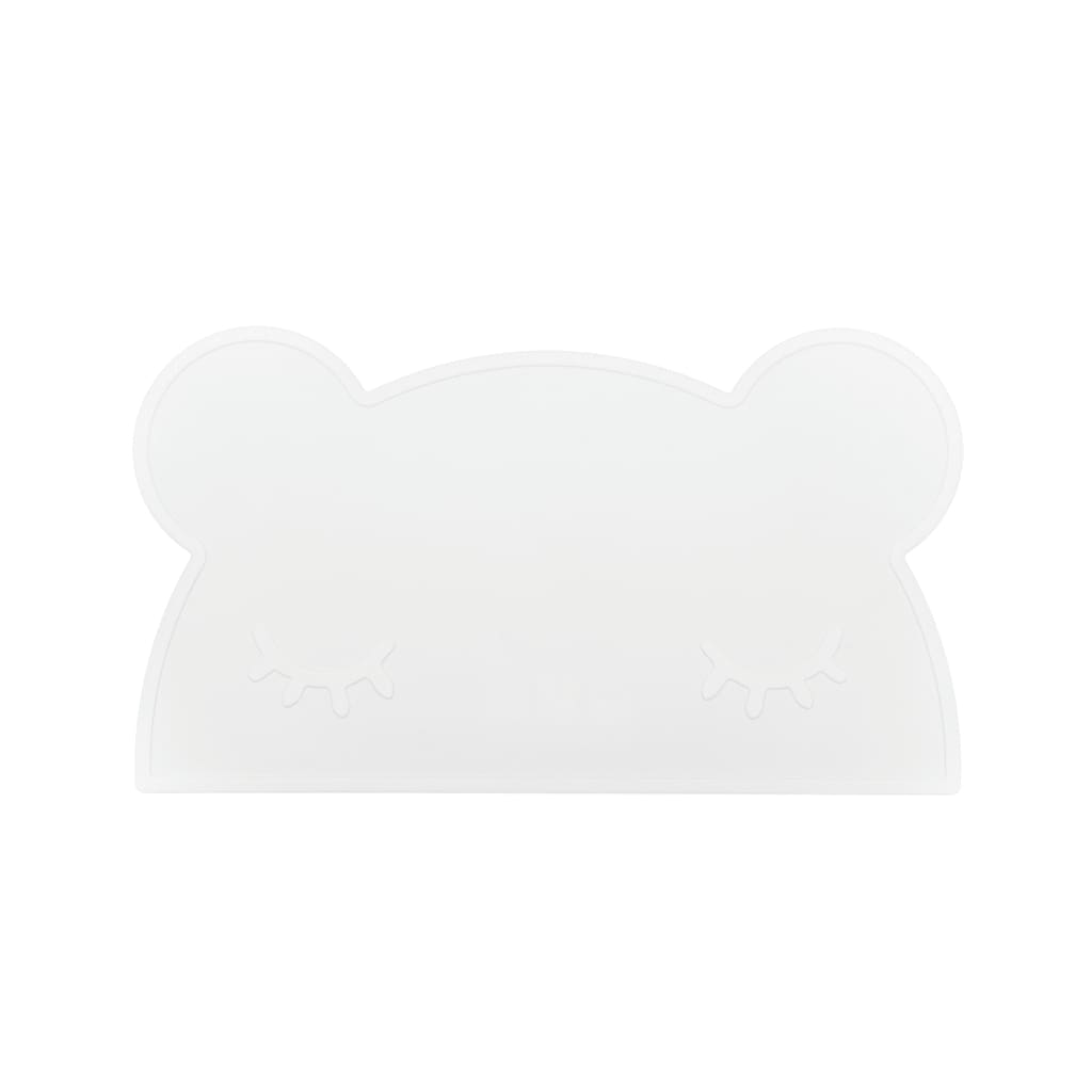 We Might Be Tiny - Snow White Bear Placie - accessories