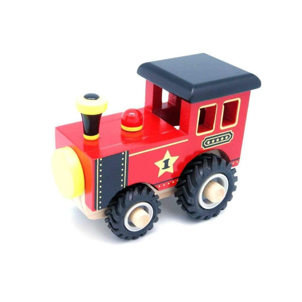 Wooden Train - Play>Wooden Toys
