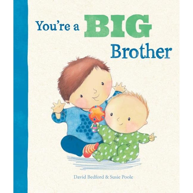 Youre A Big Brother - play
