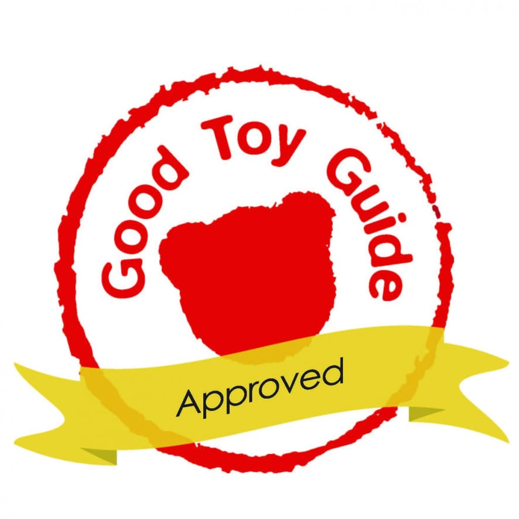 Good Toy Guide Approved.