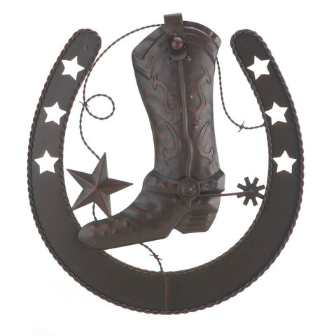 Boot Wall Decor