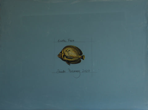 Exotic Fish (reverse side)