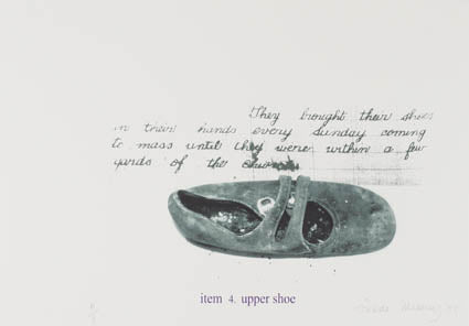 Item 4. Upper Shoe