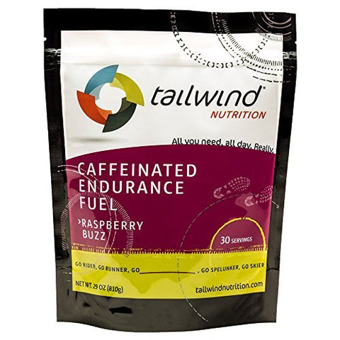 Tailwind Nutrition - 30 Serving MultiPack - Caffeinated Raspberry Buzz